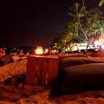 Coco Tam's @ Bophut Beach-サムイ旅行記-