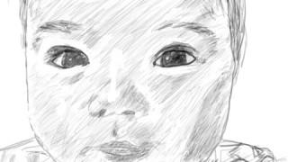 thumbnail IMG 3752 320x180 - 目指せ画伯プロジェクト – デッサン開始。