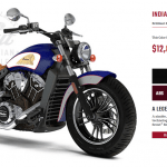 Indian Scout 新色!