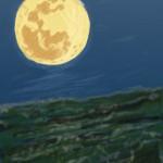 Chasingthemoone 150x150 - 目指せ画伯プロジェクト – 初めてのエアブラシ