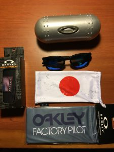 056 225x300 - LATCH SQUAREカスタマイズモデル - Oakley Custom Factory