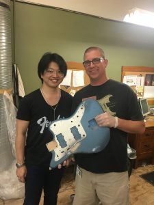 085 225x300 - Meet the Master Builders @ Fender Custom Shop
