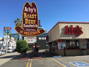 152 300x225 - Arby's in Hollywood