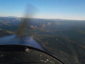 233 1 300x225 - プライベート飛行機でSunrise Flight to セドナ(Sedona)