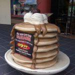 楽園で糖分補給 – Pancake in paradise