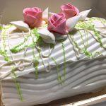 上質な菓子の理由は、上質な材料にある – バタークリームロール – コロンバン