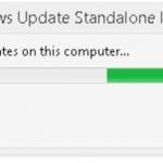 001 150x150 - Windows Update スタンドアローンインストーラーがフリーズする