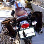 DSC09407 150x150 - [完全版]Moto Guzzi V7 Ⅲ Anniversarioにデグナー製サイドバッグ装備!