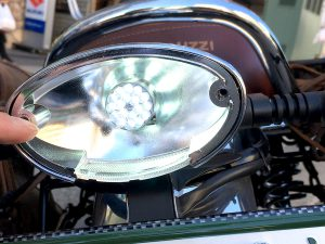 IMG 1133 300x225 - [完結編]Moto Guzzi V7 Ⅲ Anniversario LED化計画 - テールライト編