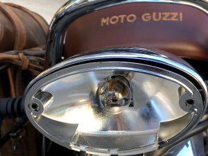 IMG 5549 300x225 - [完結編]Moto Guzzi V7 Ⅲ Anniversario LED化計画 - テールライト編