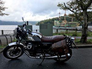 IMG 7323 300x225 - 【前編】祝・令和!再会!東西の伊豆スカイラインを行く伊豆半島一周ツーリング - Moto Guzzi V7 Ⅲ Anniversarioツーリング